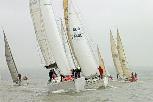 Cruiser racing Autumn series